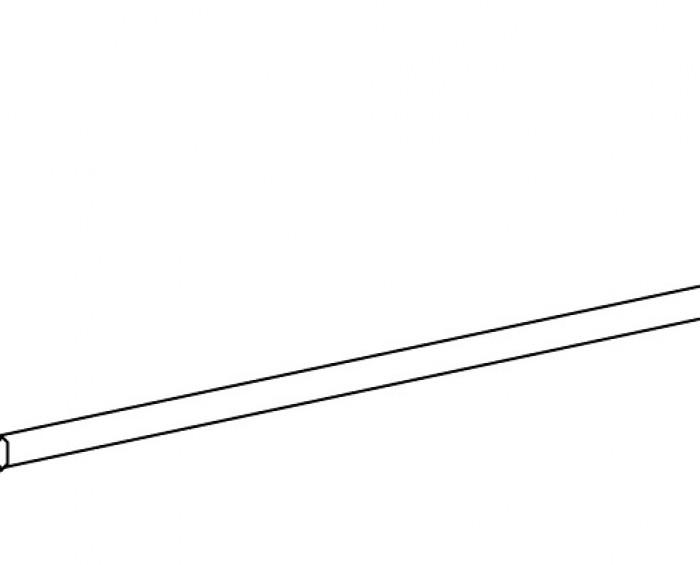 Jitona Keros šatní tyč