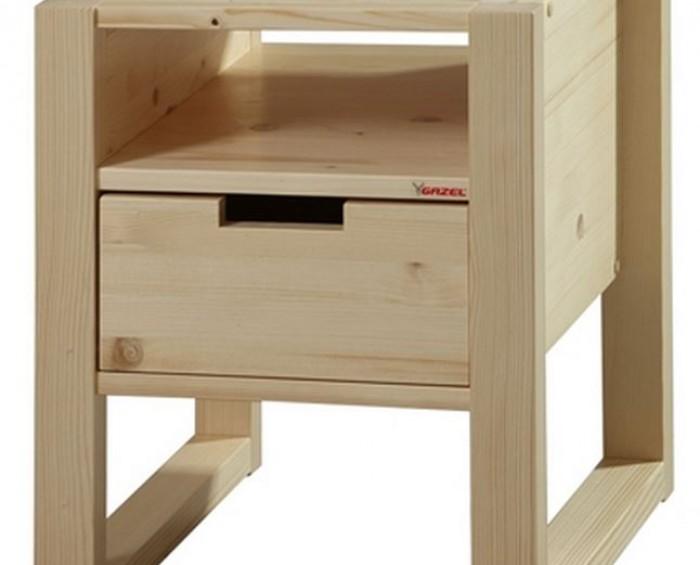 Noční stolek RHINO Gazel
