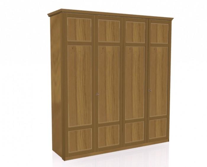 Jitona Piano šatní skříň, 4 dveře