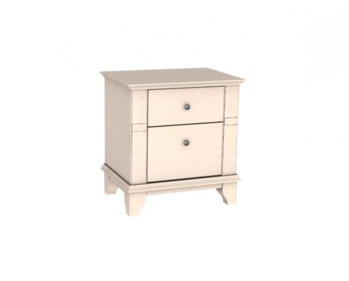 Jitona Georgia Noční stolek, 2 zásuvky