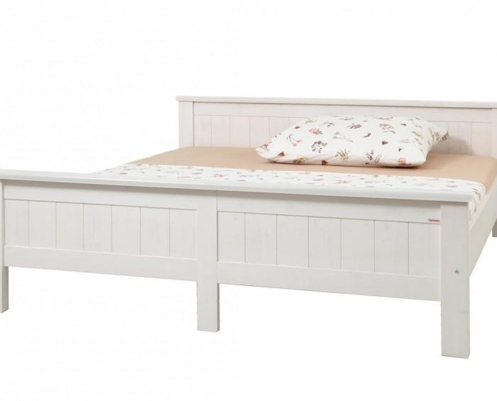 Gazel Anny 180 bílá postel