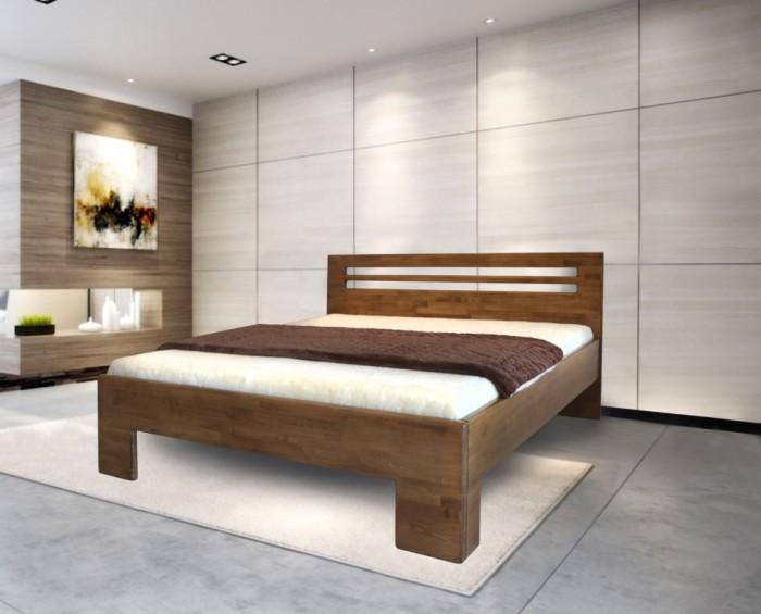 Nota Bene postel z bukového masivu - PROVEDENÍ