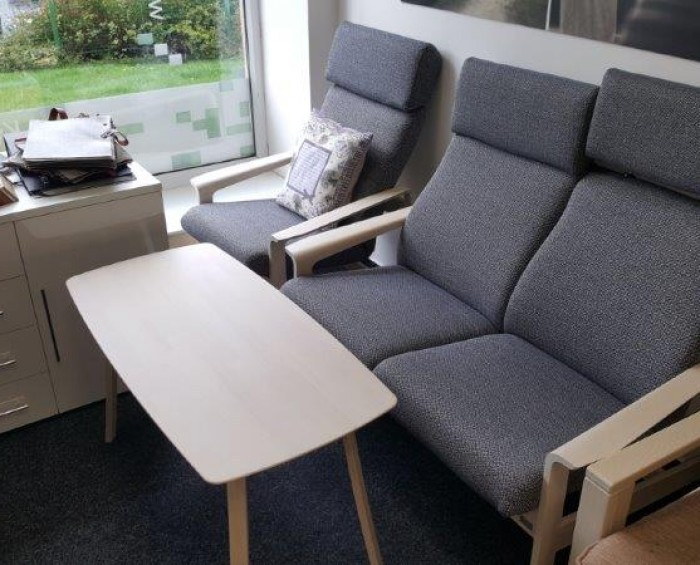 Jech SIRA sestava 2 + 1 + stolek VÝPRODEJ z výstavní plochy