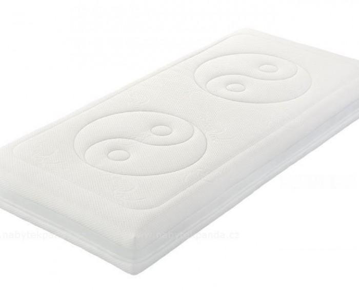Panda Yasmin De Luxe 3D Wellness matrace - 90 x 200 cm, Wellness, 22 cm VÝPRODEJ z výstavní plochy