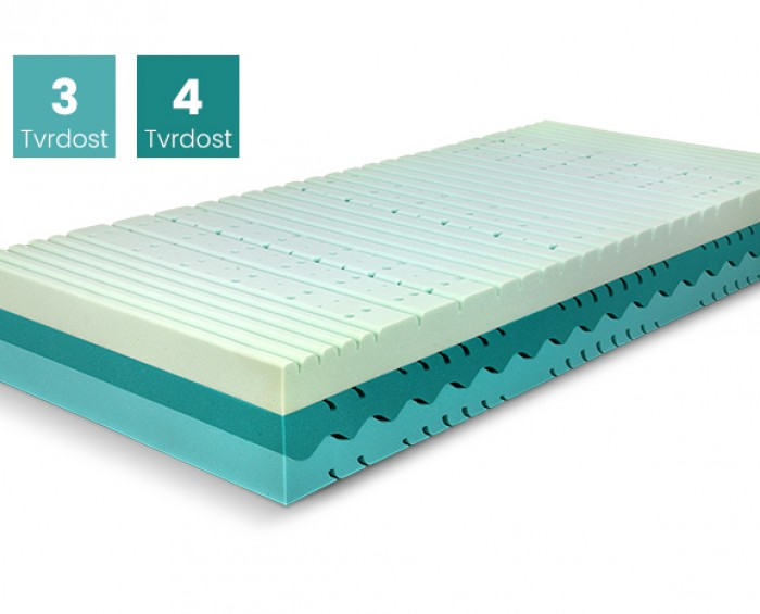 DPV Nut 9 Cellpur matrace