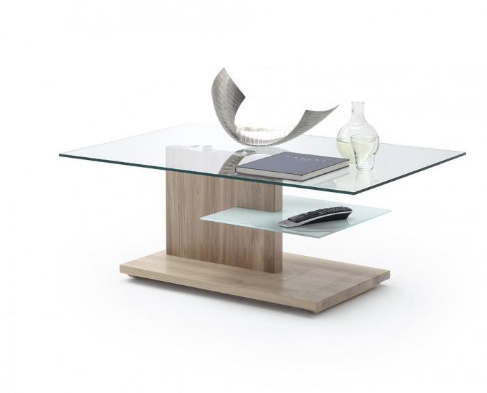 Weert dub bělený konferenční stolek