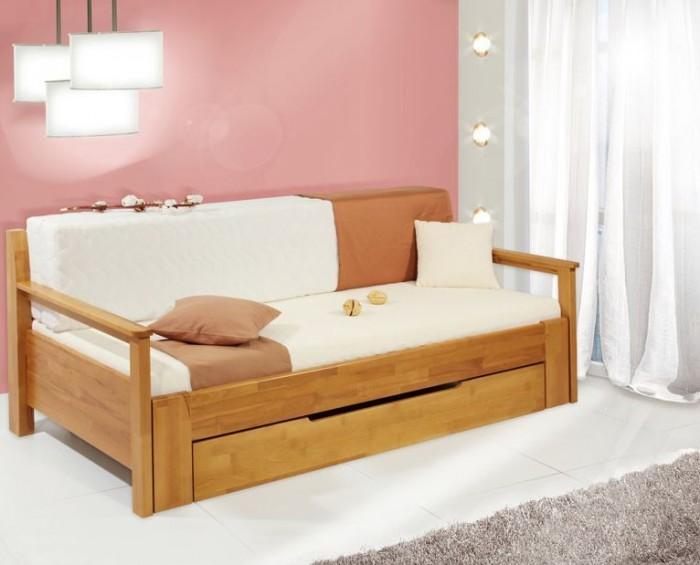 Duo Lada rozkládací postel