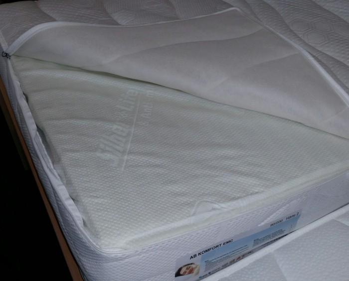 SileoWelle Aquabalance Komfort vodní matrace - 90 x 200 cm