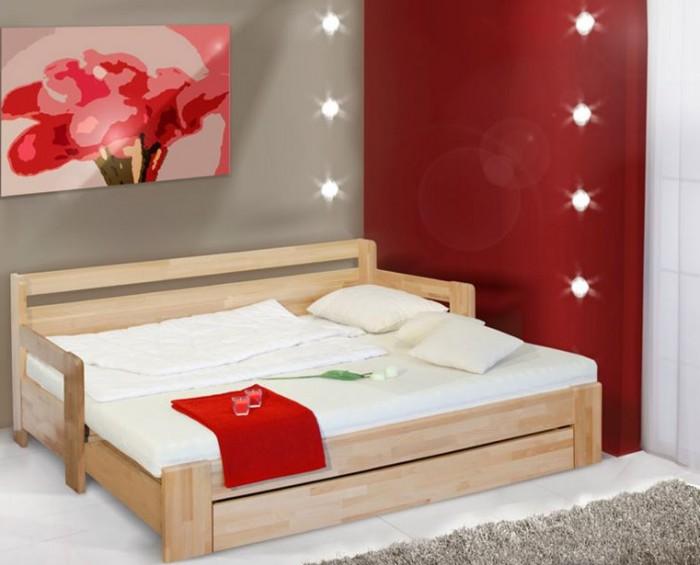 Vykona Duo Komfort rozkládací postel