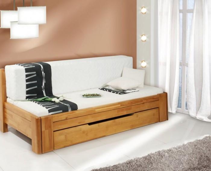 Vykona Duo Verona rozkládací postel