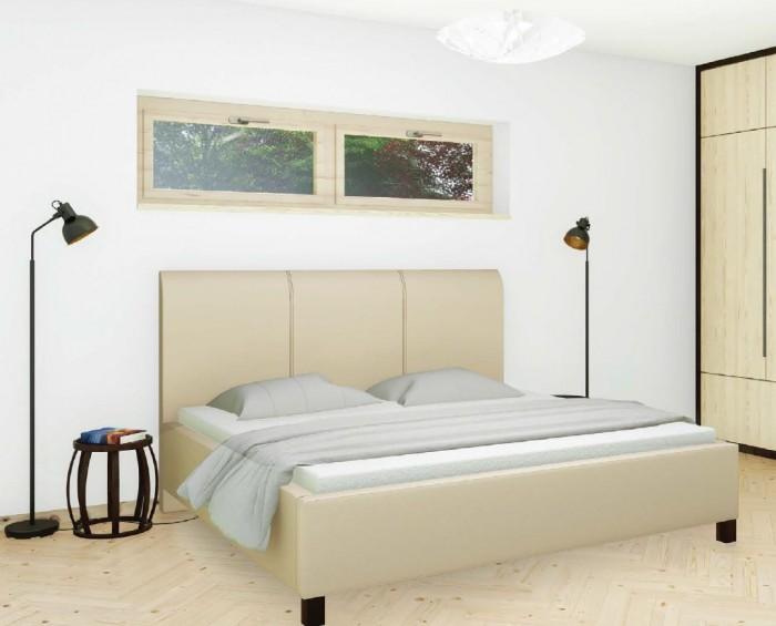 Dover čalouněná postel