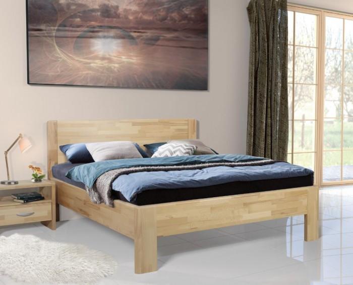 Vykona masivní buková postel Nikol
