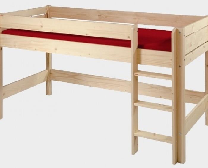 Etážová postel BELLA NÍZKÁ B0386 Gazel