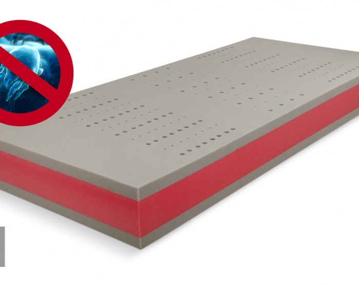 DPV Blue Medic matrace 80 x 200 cm, ACTIPRO, 22 cm VÝPRODEJ SKLADU