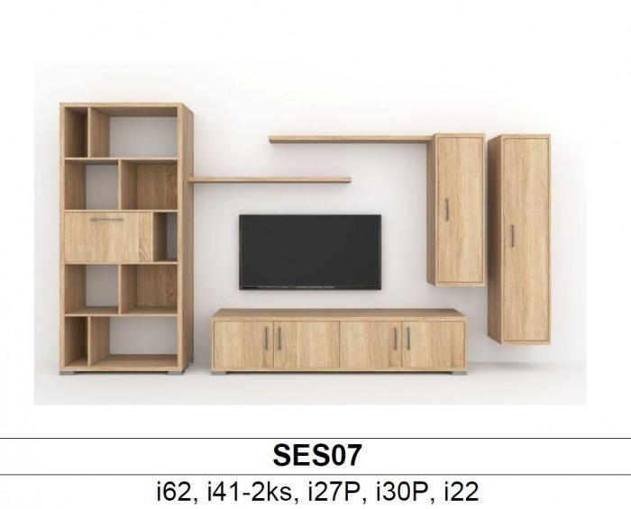 BMB Libreta SES07 obývací sestava