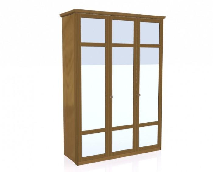 Jitona Piano šatní skříň, 3 dveře, 3 zrcadla