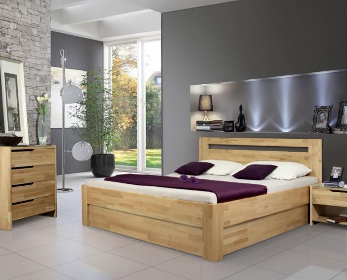 Vykona Iva Lux výklop postel