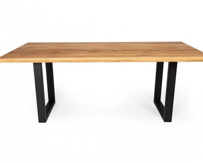 Natoor Vesuv stůl černá