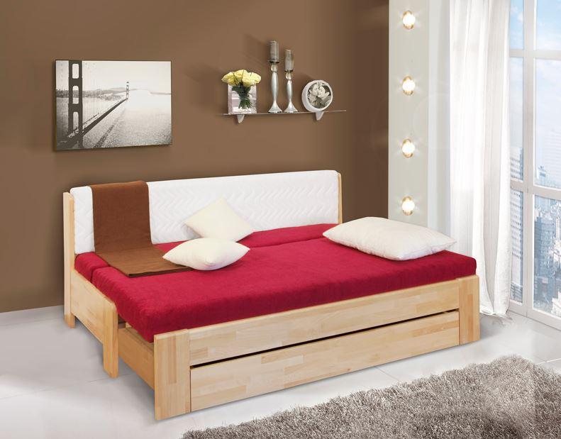 Vykona Duo Box rozkládací postel s úložným prostorem  987915d256a