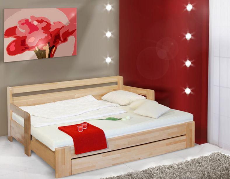 Vykona Duo Komfort rozkládací postel  2c09412ceb3
