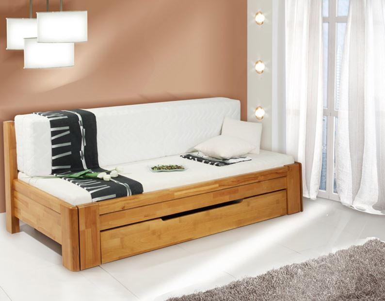 Vykona Duo Verona rozkládací postel  b54dd09a327