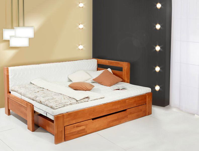 Vykona Duo Nina rozkládací postel s úložným prostorem  3f9962aceb1