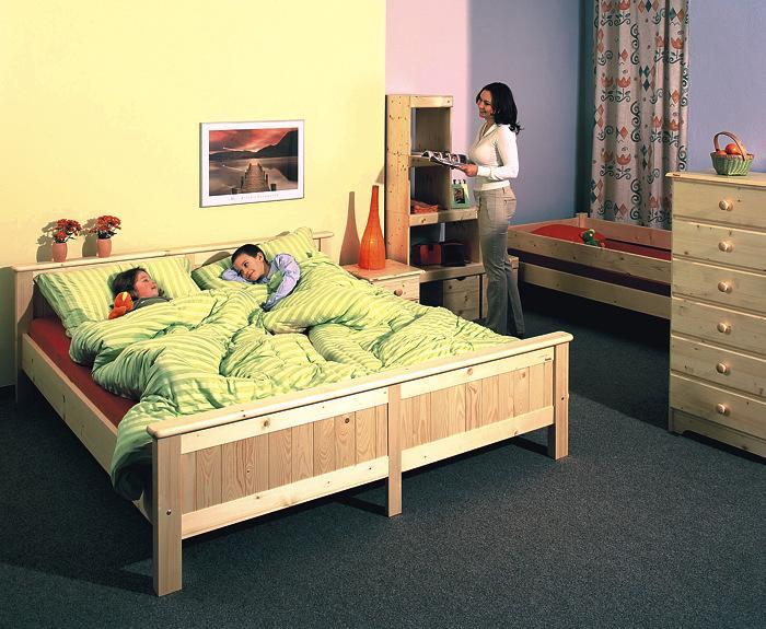 7c1ababc7768 Gazel Anny 180 přírodní postel + Akce