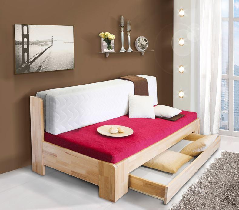 Vykona Duo Box rozkládací postel s úložným prostorem ... 5242a393639