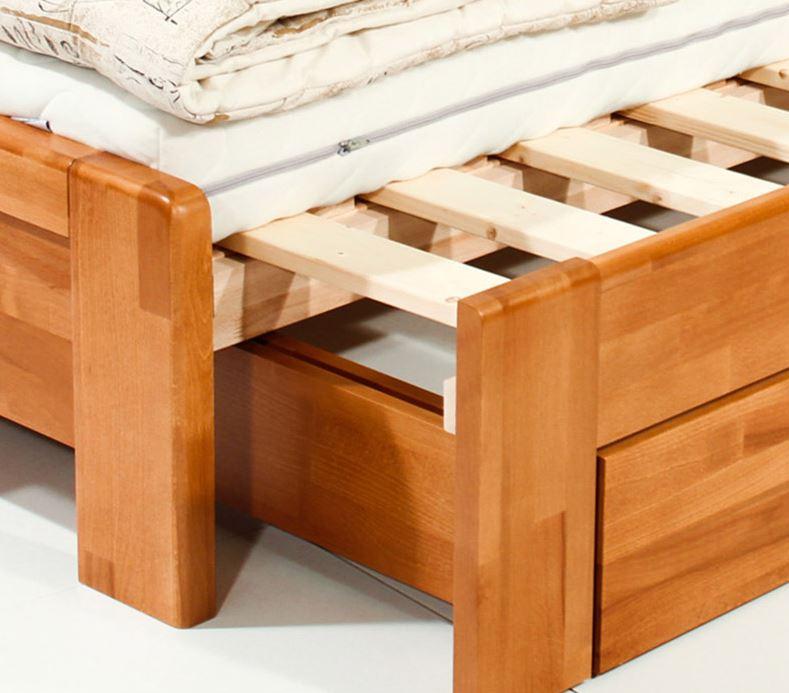 ... Vykona Duo Nina rozkládací postel s úložným prostorem - laťový rošt ... d9e6015d9c4